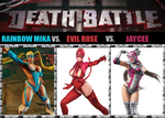 Death Battle Fight Idea 64 by Death-Driver-5000