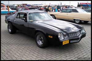 1981 Chevrolet  Camaro by compaan-art
