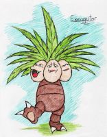 103 - Exeggutor by JacobMace