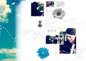 Gilmore Girls by AliceMeraviglia