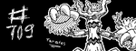[Miiverse] #709 - Trevenant by Taratos