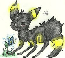 Umbreon by ScarPelt2