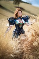 Fields of Gold by UxiCosplay