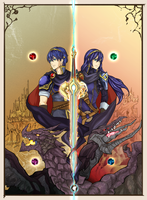 Fire Emblem: Generations by Kiarou