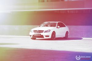 Rainbow Mercedes C63 AMG by DimitriBokowPhoto