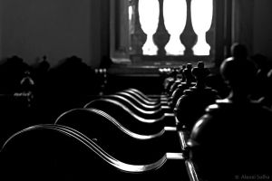 Choir Stalls by AlexeiSolha