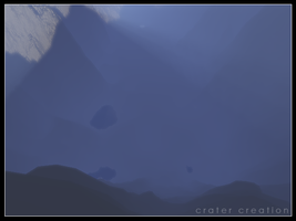 ::Crater Creation by Genomity