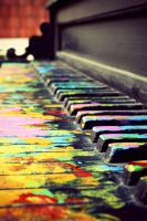 Piano in Krakow by lukass1094