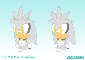 dora-style silver by sonic75619