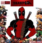 the only and the best Deadpool by jasaph