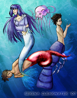 Team 8 Merfolk by Serena-Clearwater