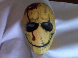 Army of Two Watchmen mask by dragostat2