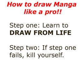 HOW TO DRAW MANGA LIKE A PRO by ithasnosoul