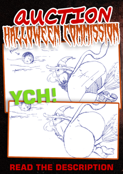 Auction YCH Commission Halloween Special! CLOSED by aizawasilk