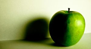 this apple is not your friend by lau1159