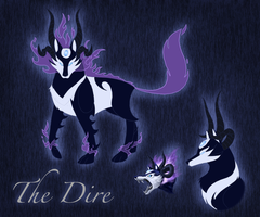 The Dire by Anastas-C