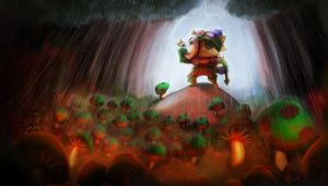 Teemo - That's gotta sting by aMci12