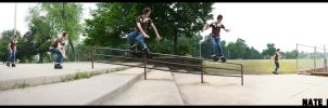 Backside Royale Sequence. by paperairplane
