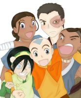 Avatar -- Family Portrait by yanocchi