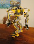 LEGO Hyperion Loader - Back by Epic-Leather