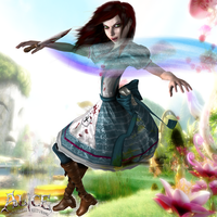 Alice Trailer Outfit by TombRadierDC