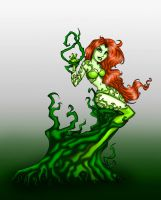 Poison Ivy by TroubleTrain