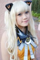 SeeU Cosplay 1 by Kunachan