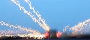 Squiggly Lights by Kiamsaco