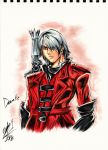 Dante the son of sparda by Penzoom