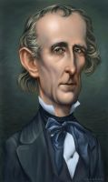 John Tyler: Bad President by jimmyemery