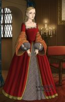Jane Seymour by eternalkikyofan