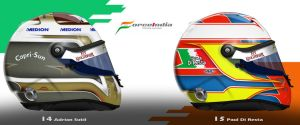 Force India 2011 by ShinjiRHCP