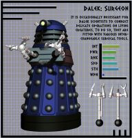 NDP - Dalek Surgeon by Librarian-bot