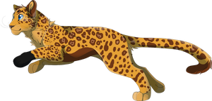 Claws the Jaguar -CM- by MBPanther