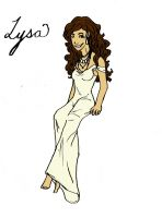 Lysa by mantychase