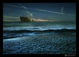 -:- ghost ship -:- by adypetrisor