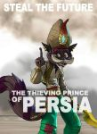 The Thieving Prince of Persia by Scaggs32