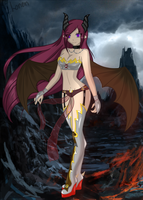 Succubus in Bron by loella-sweet