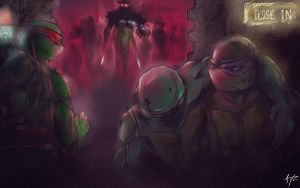 TMNT-Hero by flyYZ