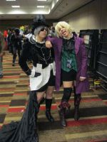 MC 2013 - Ciel Phantomhive and Alois Trancy by vincent-h-nguyen