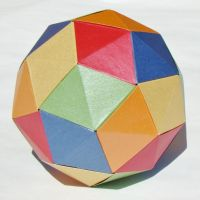 Pentakis Dodecahedron by manilafolder