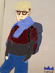 Jeanmarco love child by IssburForge