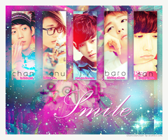 EDIT : B1A4 CC sample by chazzief