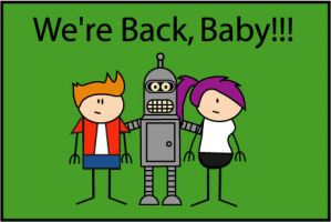 Futurama Returns - OotS by 1337Salty