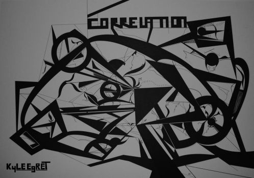Correlation by Kyle Egret by KyleEgret