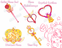 Charm Batch 2 by Genten