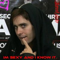 Jared is sexy by EchelonMars14