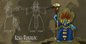 King Tonauac by Nanty