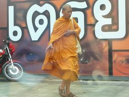 The soul of a monk. by CharmzPhotoz