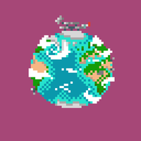 Planet by hivernoir